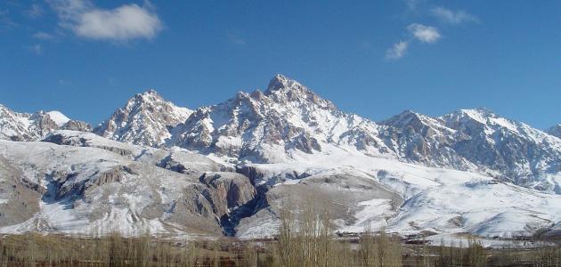 المناخ في جبال طوروس