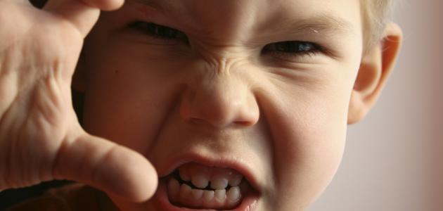 أسباب العصبية عند الأطفال