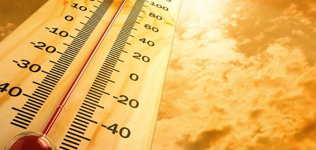 طرق تحويل درجة الحرارة