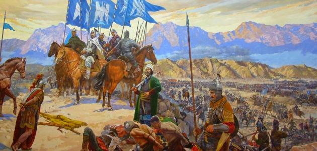 تاريخ السلاجقة والمغول - سطور