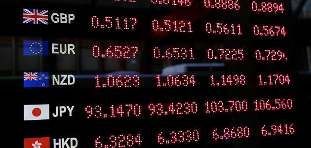 العوامل المؤثرة على سعر صرف العملات