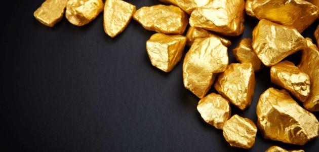 التحليل الكهربائي للذهب
