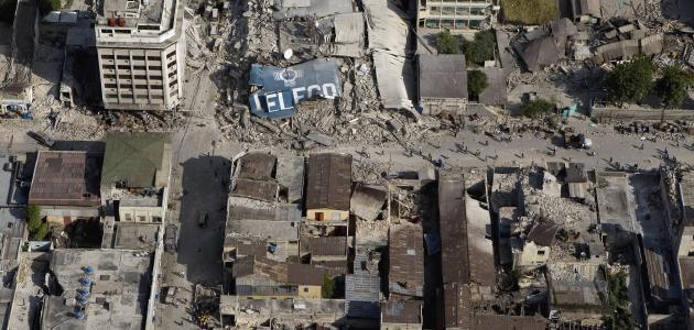 كيف تتكون الزلازل