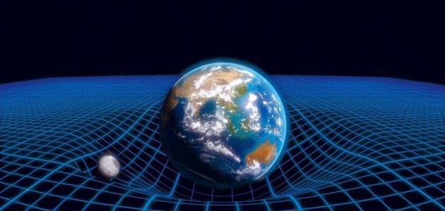 النظرية النسبية العامة