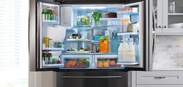 كيف تعمل الثلاجة