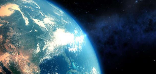 كم عمر الكرة الأرضية