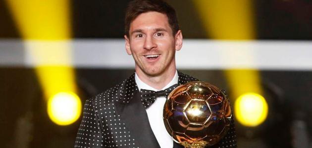 أفضل لاعب في العالم لعام 2012