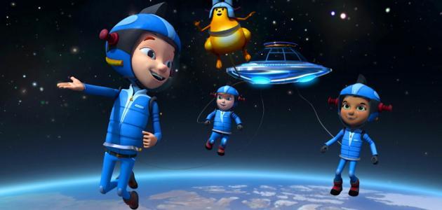 قصة خيالية عن الفضاء