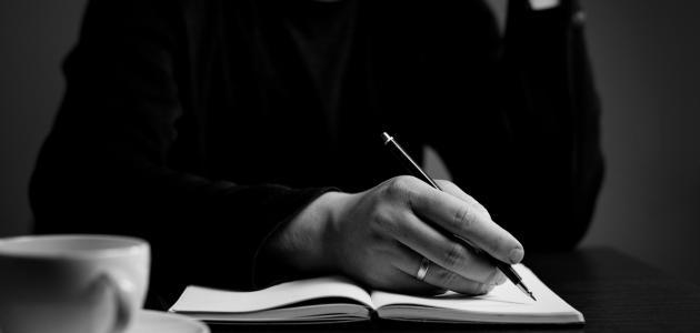 أسلوب الوصف في الشعر العربي