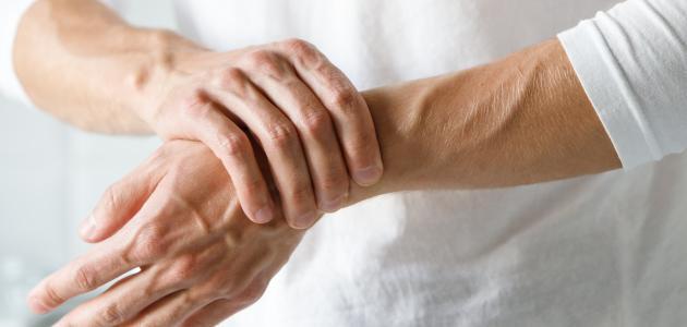 نبض العضلات في الجسم