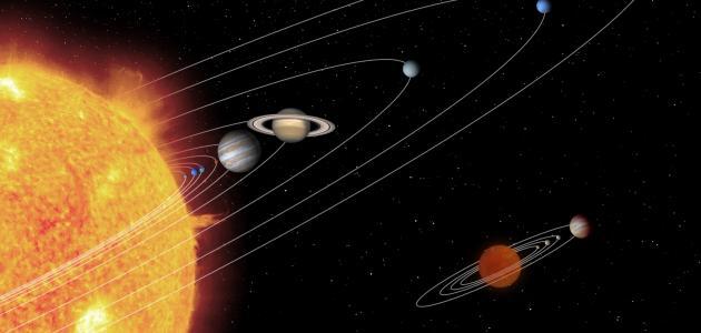 كيف أصبحت الأرض بعد انفصالها عن الشمس
