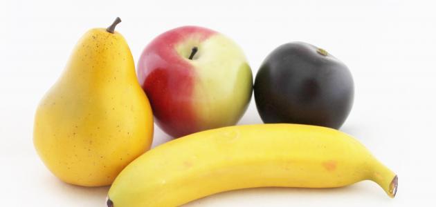 الفواكه المسببة للحساسية