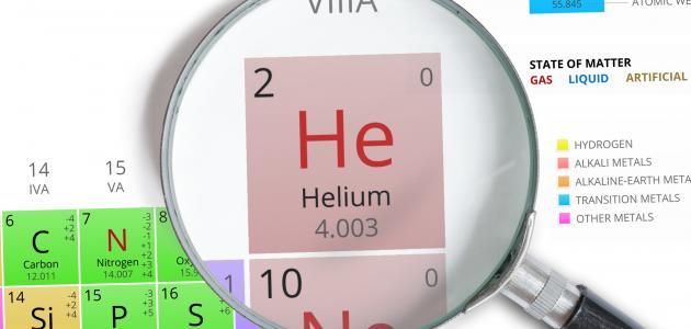 استخدامات الهيليوم