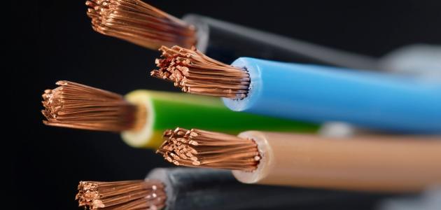 بحث عن الموصلات الكهربائية