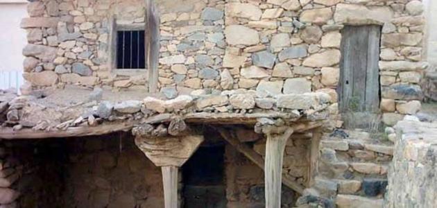 وصف منزل عتيق