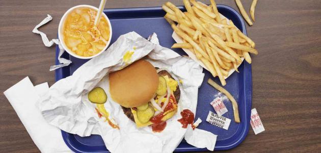 أطعمة تسبب الإسهال