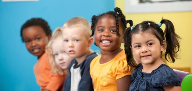 طرق تربية الأطفال عمر سنتين