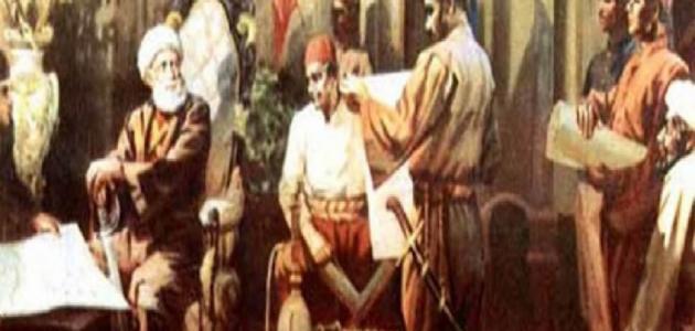 نبذة عن السلطان برقوق