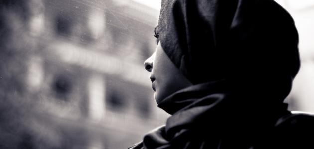 آيات الحجاب فى القرآن
