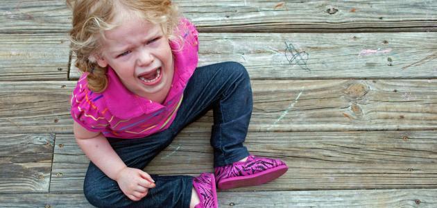 الأسباب النفسية لبكاء الطفل دون سبب
