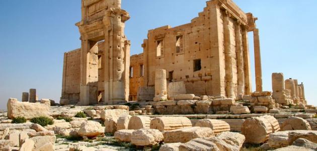 تاريخ العرب في بلاد الشام