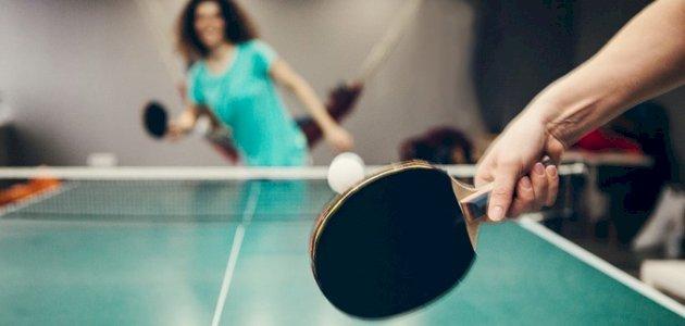 مقاسات طاولة التنس