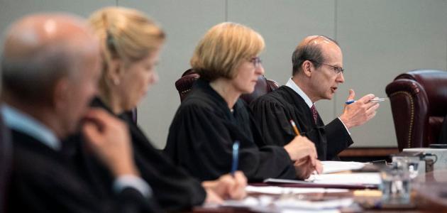 شروط تعيين القاضي في السعودية