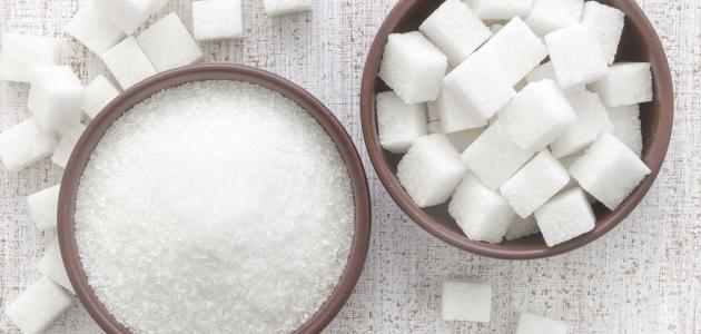 أضرار السكر على الجسم