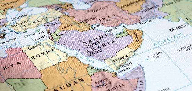 ما هي دول الشرق الأوسط