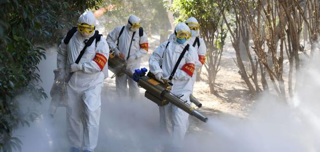 ما هي طرق انتشار فيروس الكورونا المستجد