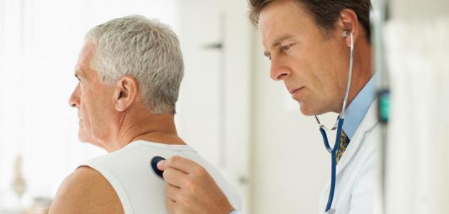 أعراض مرض الرئة السوداء
