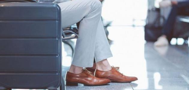 تورم القدم أثناء السفر الجوي: هل هو مدعاة للقلق؟