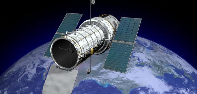 معلومات عن تلسكوب هابل الفضائي