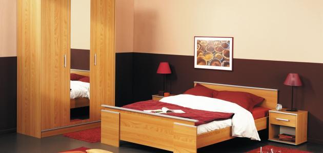 الألوان التي تتناسب مع الغرف الصغيرة
