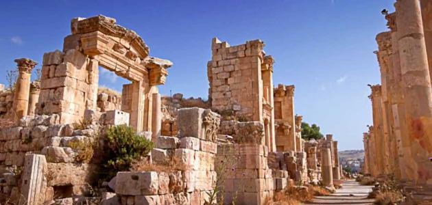 مناخ الأردن وبيئته