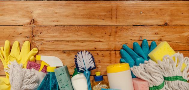 طرق التخلص من العفن على الخشب