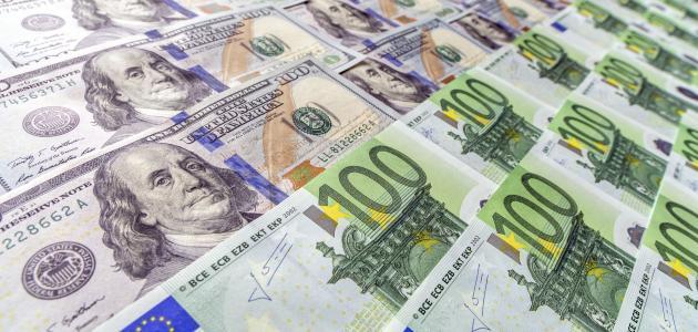 مقارنة شاملة بين اليورو والدولار