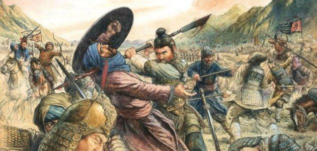 قصة معركة الدلتا