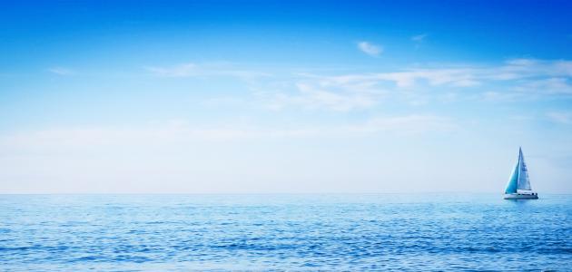 لماذا يمتلك ماء البحر طعمًا مالحًا