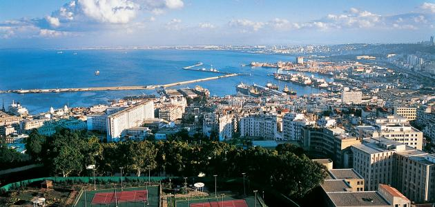 المدن الجزائرية وأهم المعلومات عنها