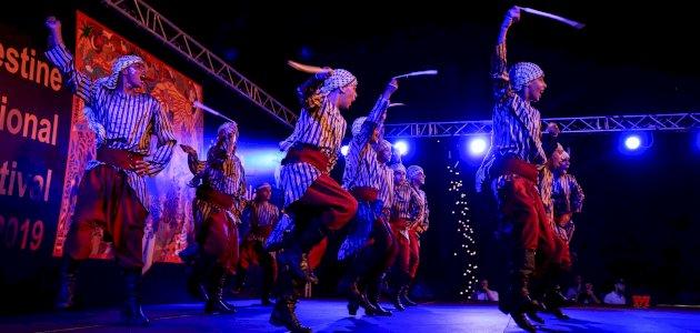 مهرجان فلسطين الدولي: الزمان والفعاليات