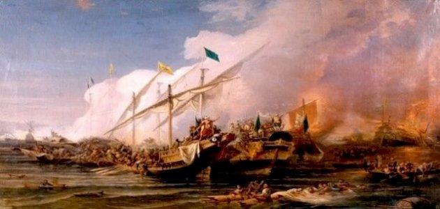 معركة بروزة البحرية