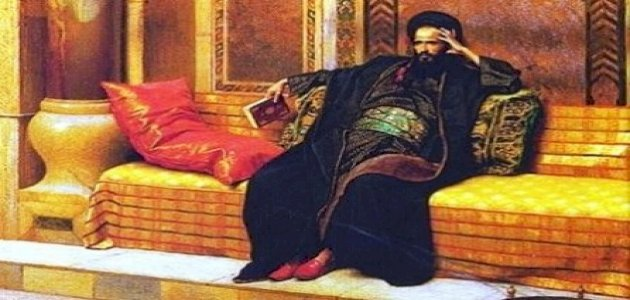 نبذة عن عبد الملك بن هشام
