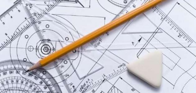 مساحة شبه المنحرف قائم الزاوية ومسائل رياضية تطبيقية
