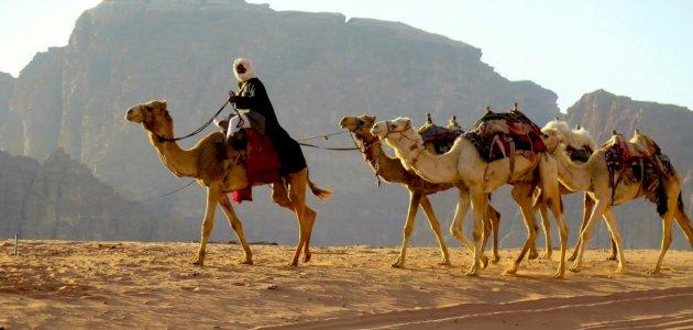 عادات وتقاليد العزاء عند البدو