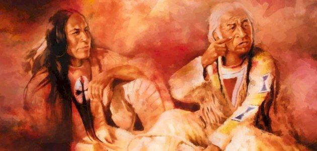 عادات وتقاليد خاصة بالهنود الحمر