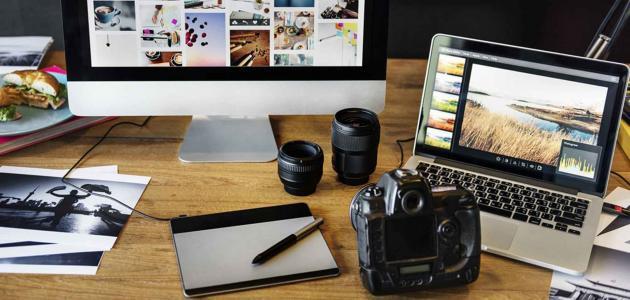 الأدوات ثلاثية الأبعاد في برنامج الفوتوشوب ووظائفها