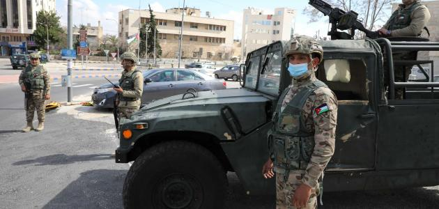 عقوبة مخالفة أوامر قانون الدفاع الأردني