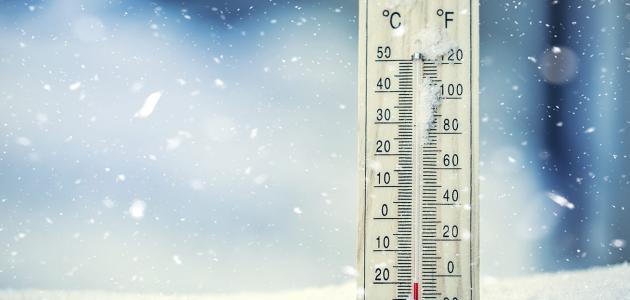 أقل درجة حرارة في العالم: متى وأين سُجلت؟