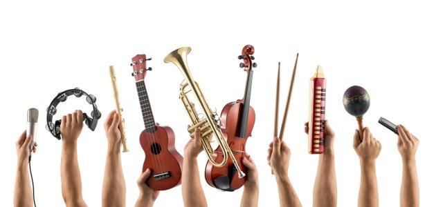 ما هي آلات النفخ الموسيقية